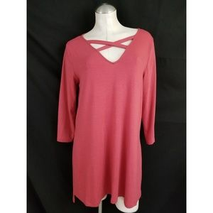 The Limited Size L Pink Top